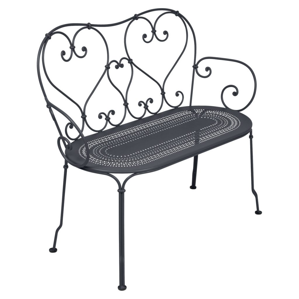 1900 Bench - Anthracite