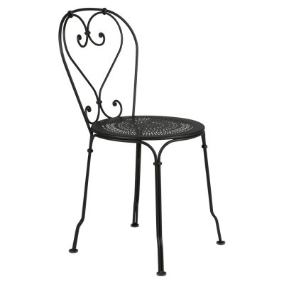 1900 Chair - Liquorice