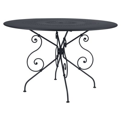 1900 Table 117cm - Anthracite
