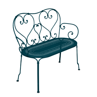 1900 Bench Acapulco Blue