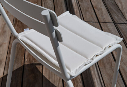 Fermob Luxembourg Chair Cotton White