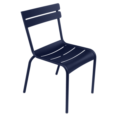 Luxembourg Chair Deep Blue