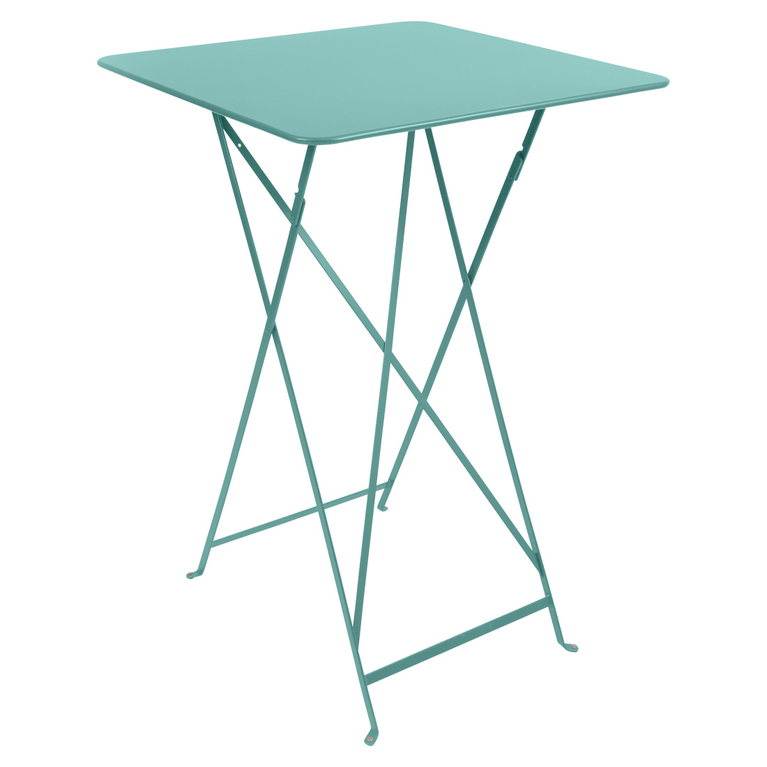 Bistro High Table - Lagoon Blue
