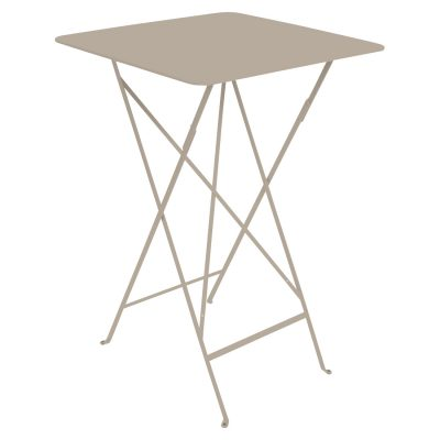 Bistro High Table - Nutmeg