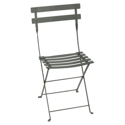 Bistro Metal Chair - Rosemary