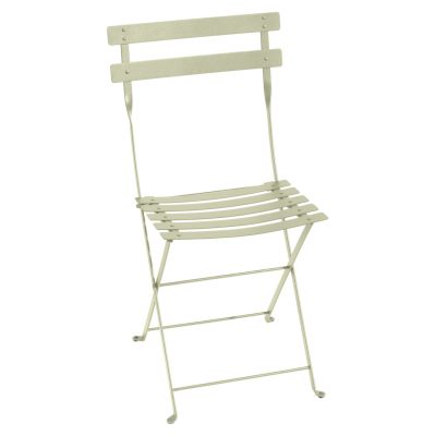 Bistro Metal Chair - Willow Green