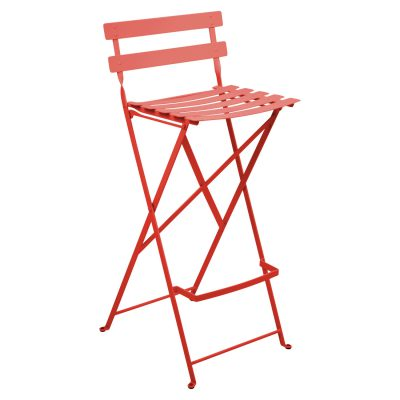 Bistro Metal High Chair - Capucine