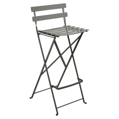 Bistro Metal High Chair - Rosemary