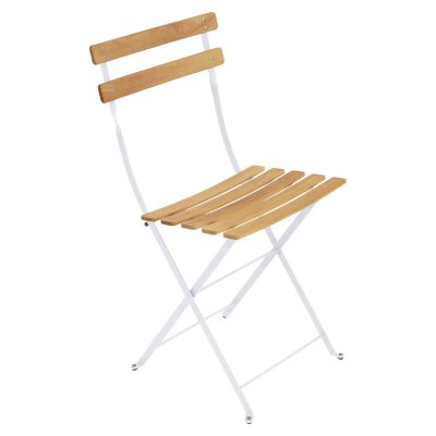 Bistro Naturel Chair - Cotton White