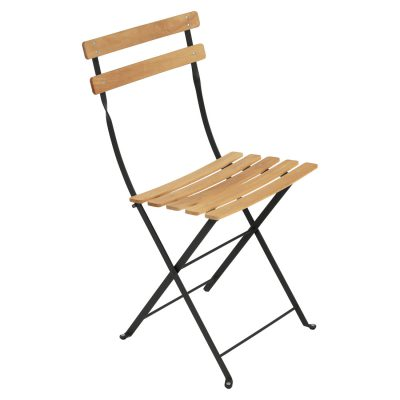 Bistro Naturel Chair - Liquorice