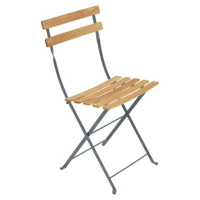 Bistro Naturel Chair - Storm Grey