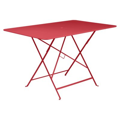 Bistro Rectangular Table 117cm - Poppy