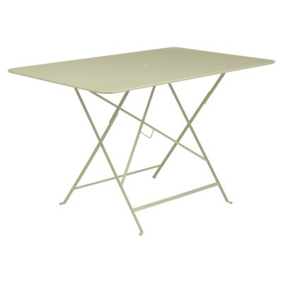 Bistro Rectangular Table 117cm - Willow Green