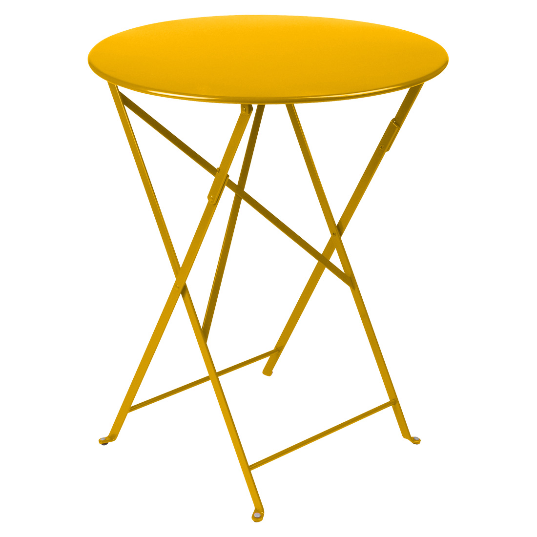 Bistro Round Table 60cm - Honey