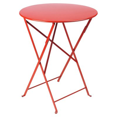 Bistro Round Table 60cm - Poppy