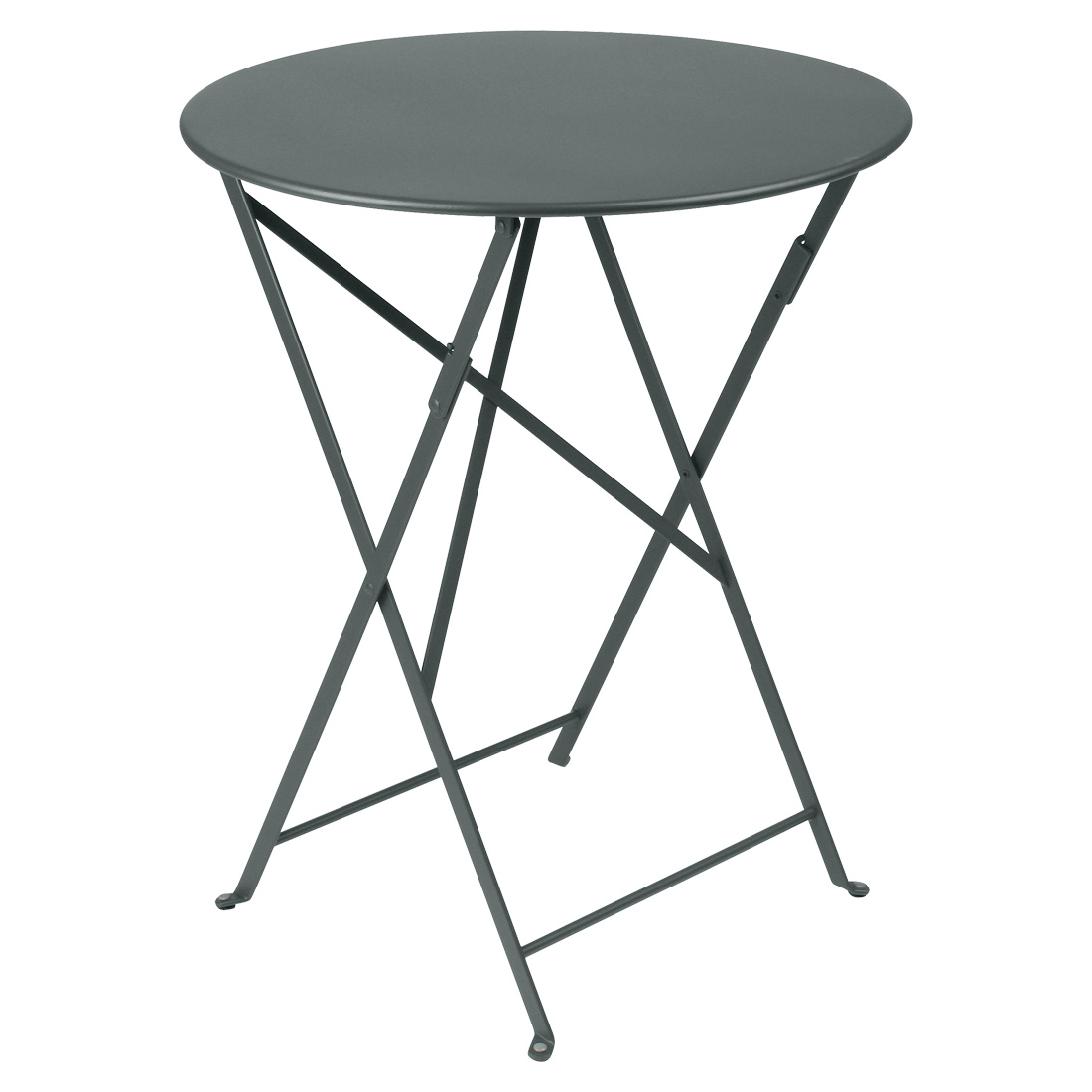 Fermob Bistro Round Table 60cm Patio Balcony Outdoor