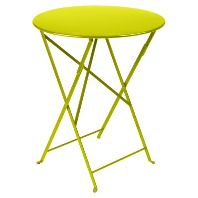 Bistro Round Table 60cm - Verbena