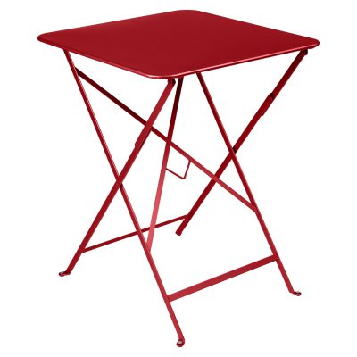 Bistro Square Table 57cm - Poppy