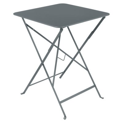 Bistro Square Table 57cm - Storm Grey