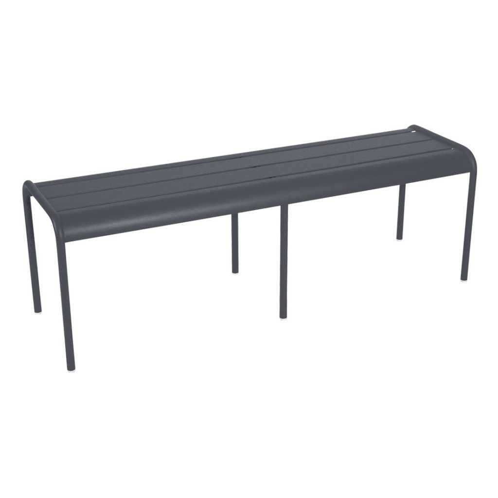 Luxembourg Bench Anthracite