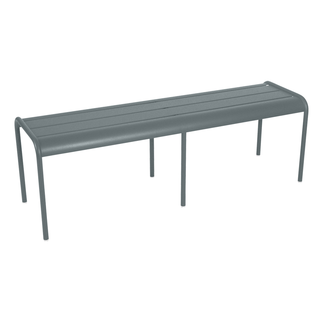 Luxembourg Bench Storm Grey