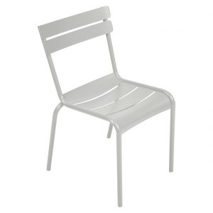 Luxembourg Chair Steel Grey