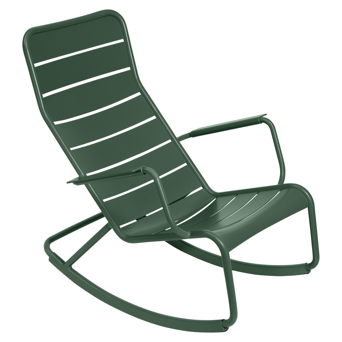 Luxembourg Rocking Chair - Cedar Green