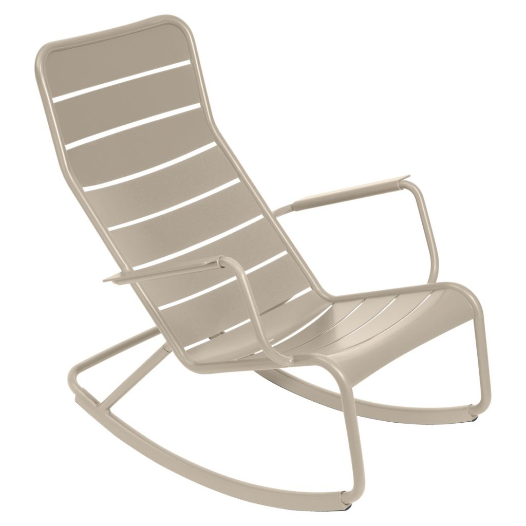 Luxemborug Rocking Chair - Nutmeg