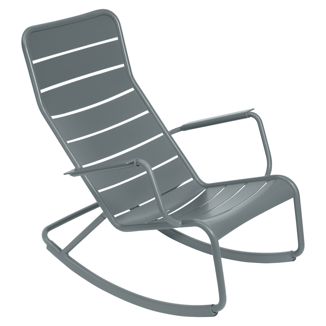 Luxembourg Rocking Chair - Storm Grey