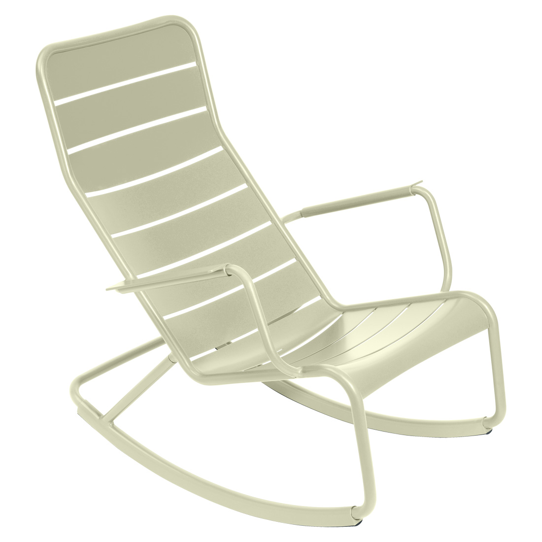 Luxembourg Rocking Chair - Willow Green