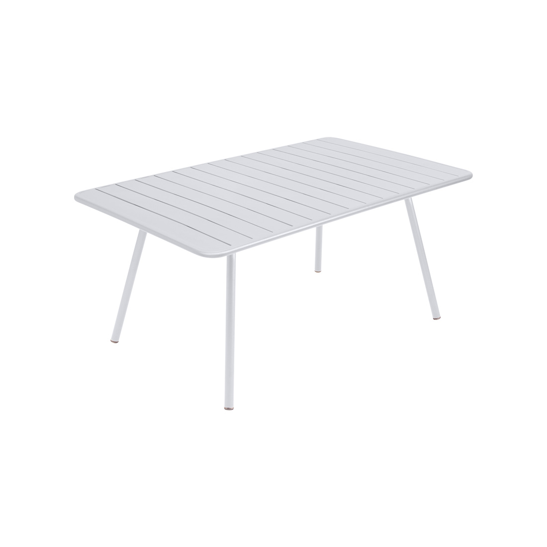 Luxembourg Table 165cm Cotton White