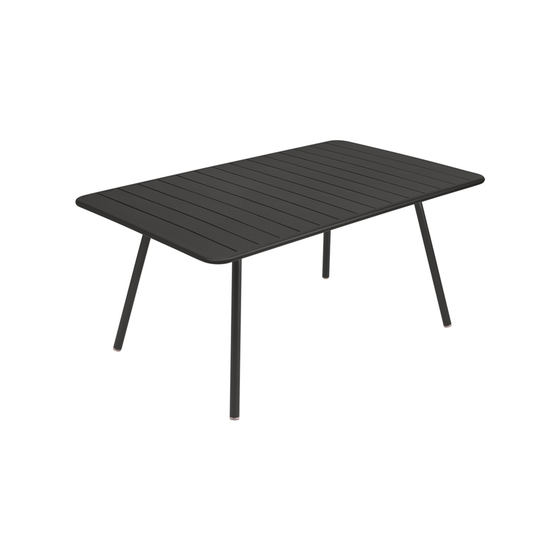 Luxembourg Table 165cm Liquorice