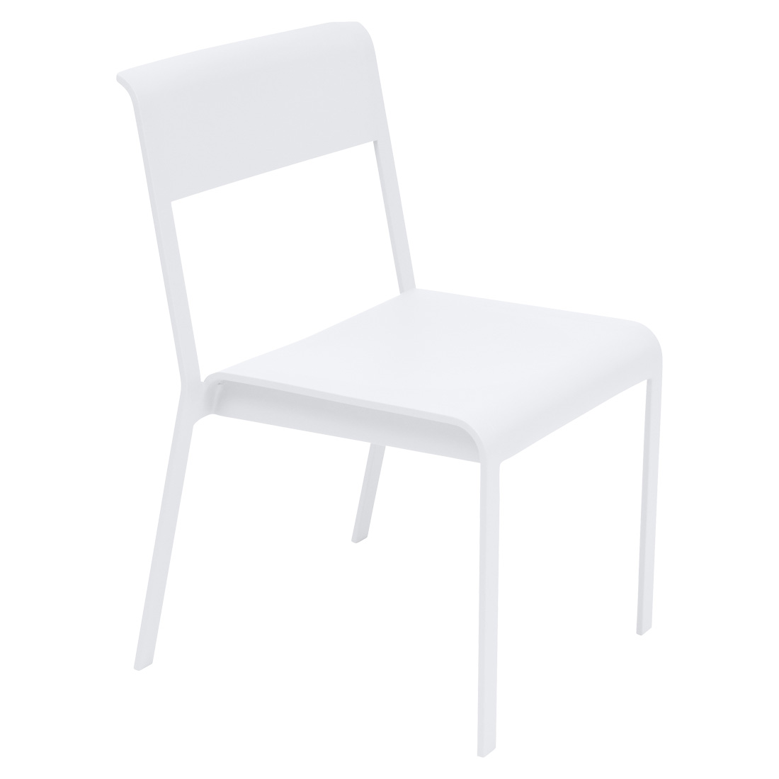 Bellevie Chair Cotton White
