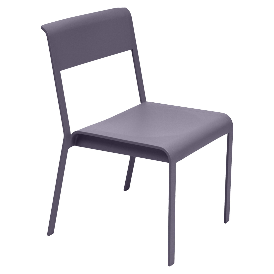 Bellevie Chair Plum