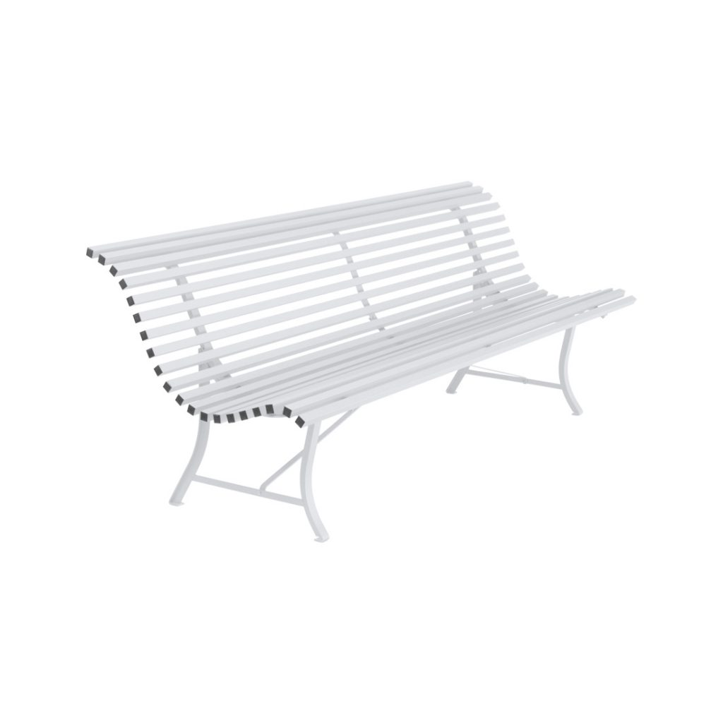 Louisiane Bench Cotton White