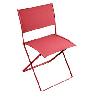Plein Air Chair Poppy