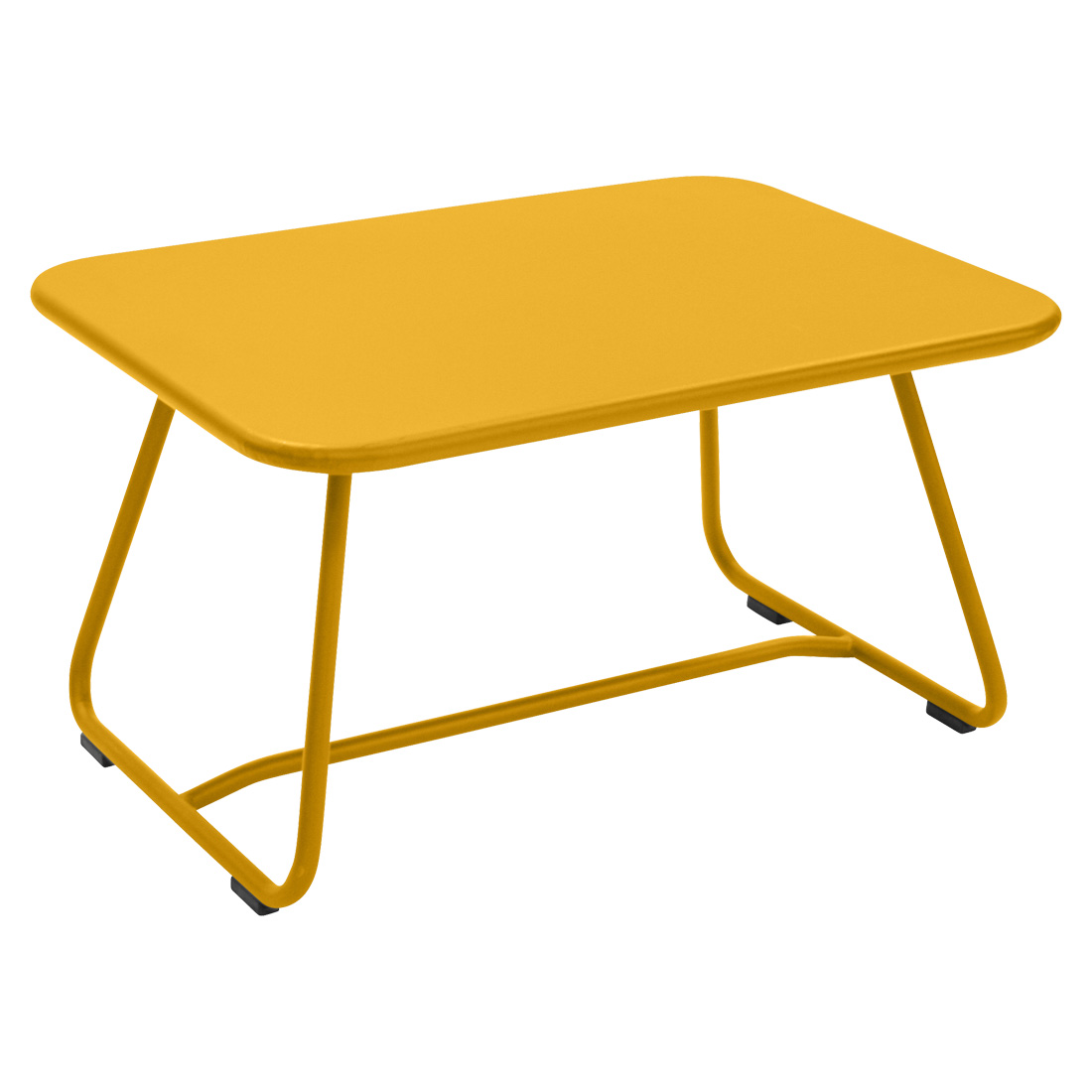 Sixties Low Table Honey