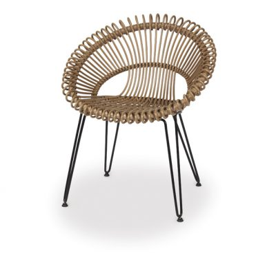 Roxy Dining Chair Natural