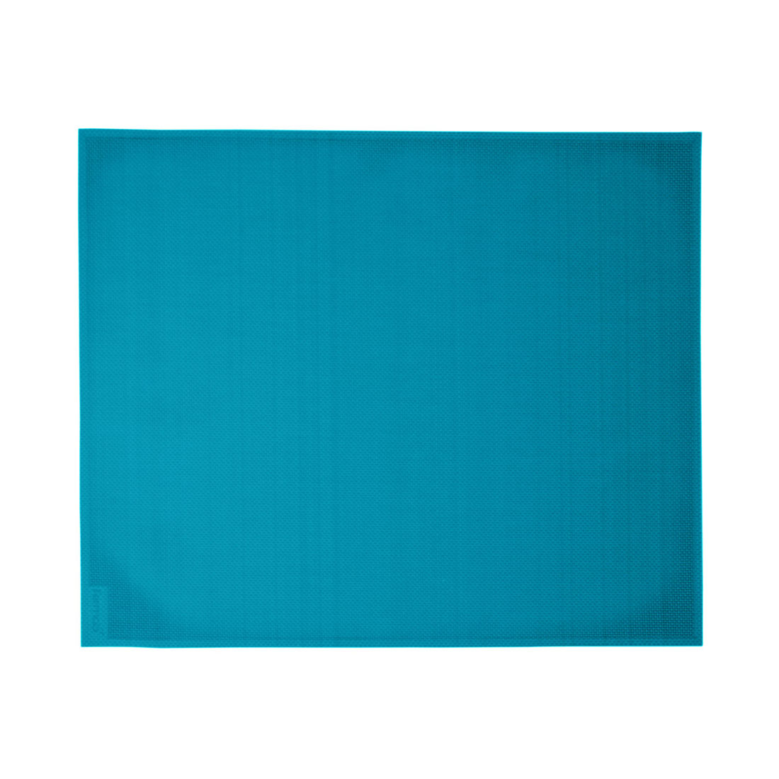 placemat turquoise