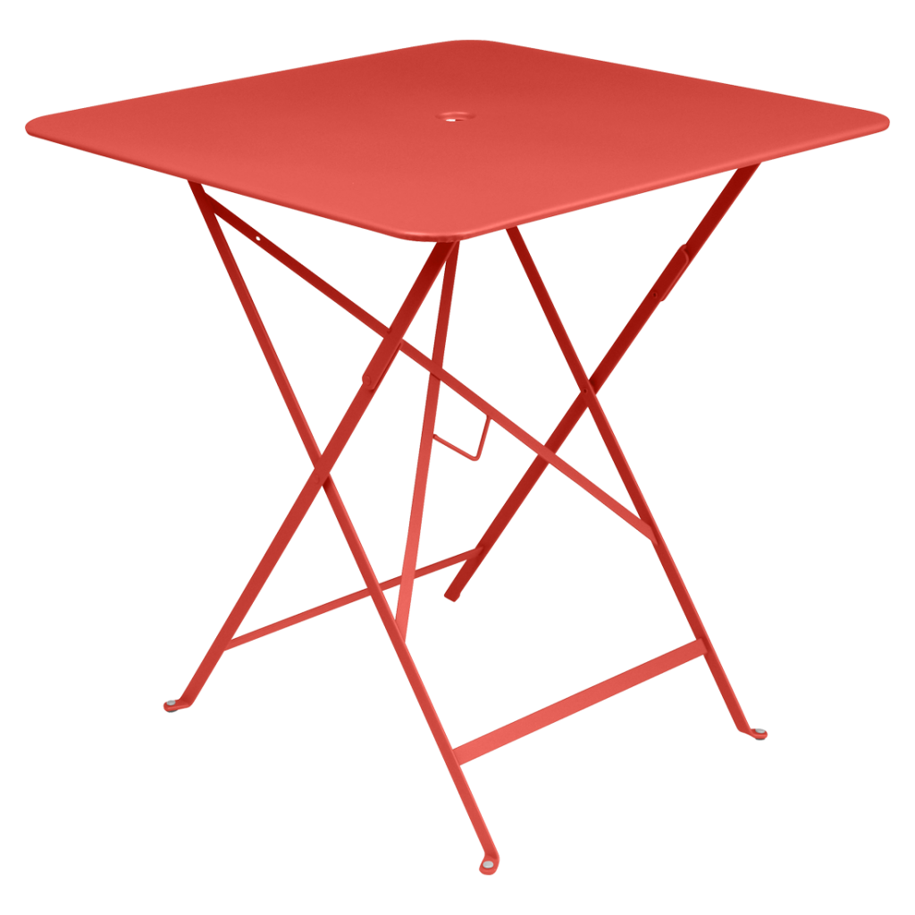 Bistro Square Table 71x71cm Capucine