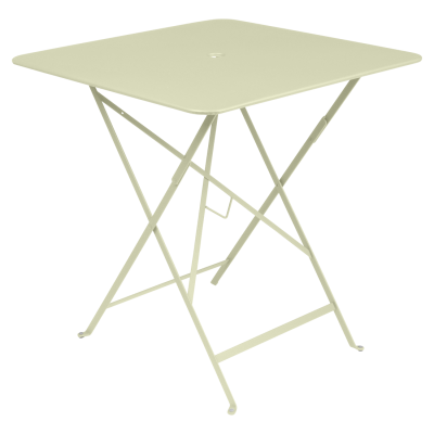Bistro Square Table 71x71cm Willow Green