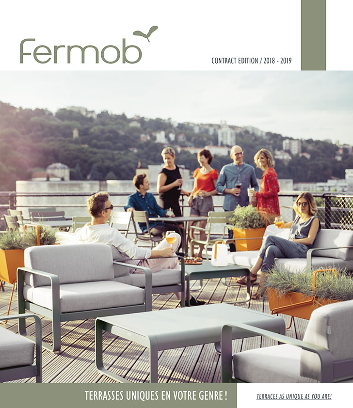 Fermob Commercial Catalogue 2018/2019