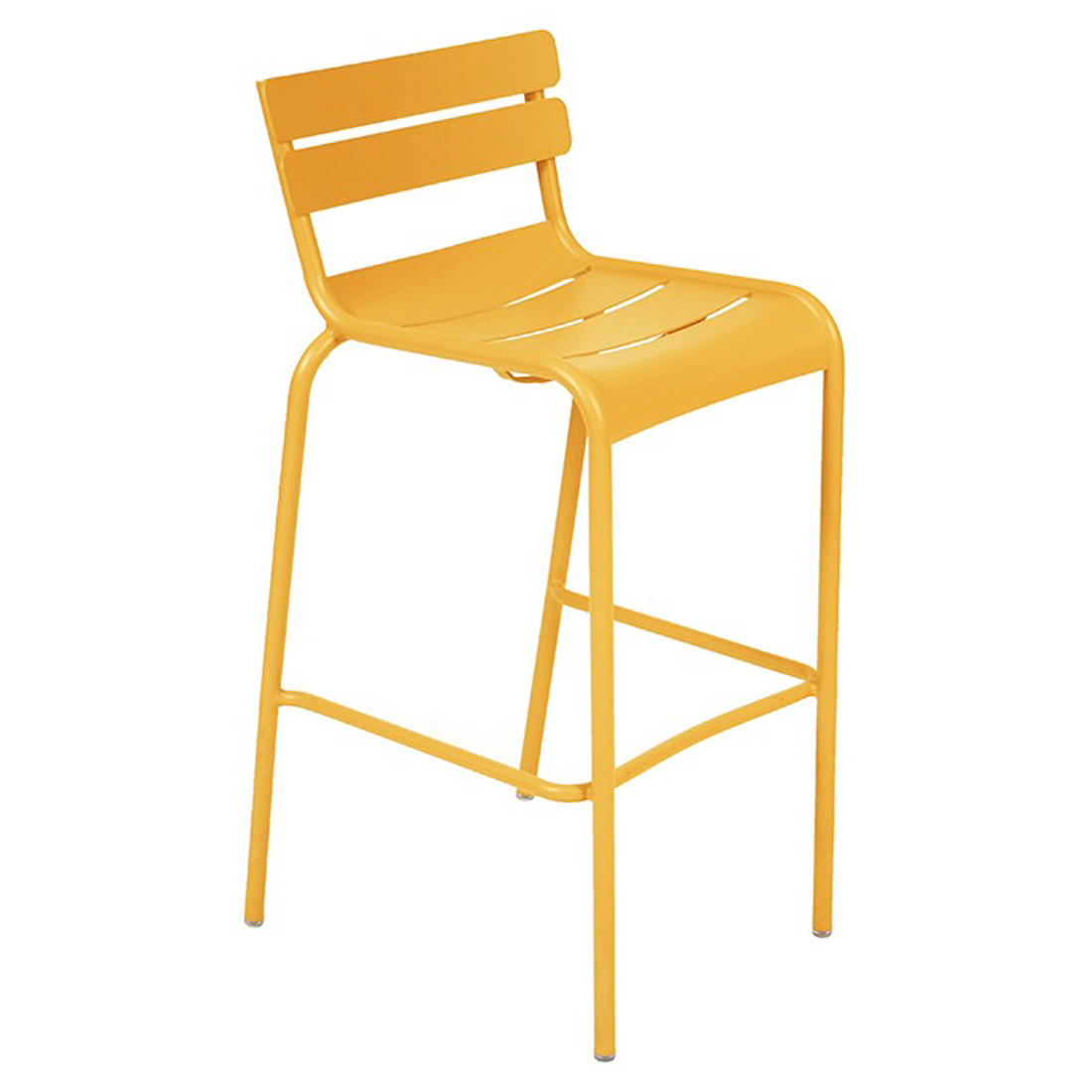 Luxembourg High Stool Citrus