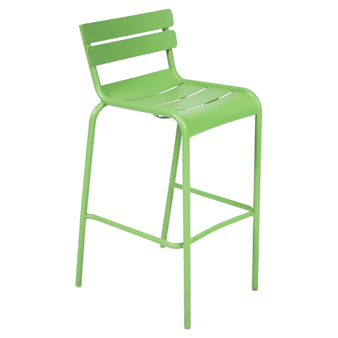 Luxembourg High Stool Grass Green