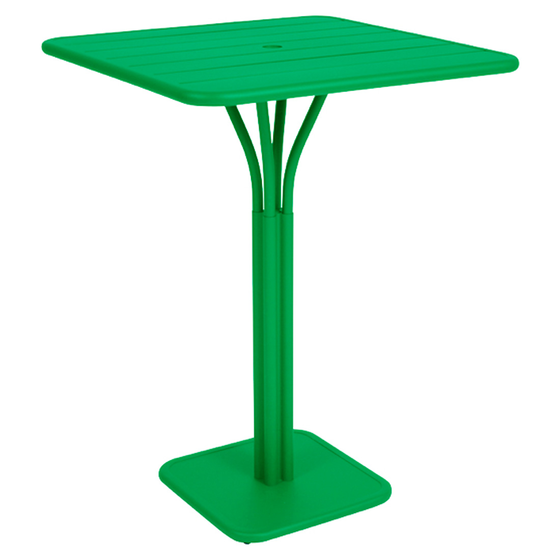 Luxembourg High Table Grass Green