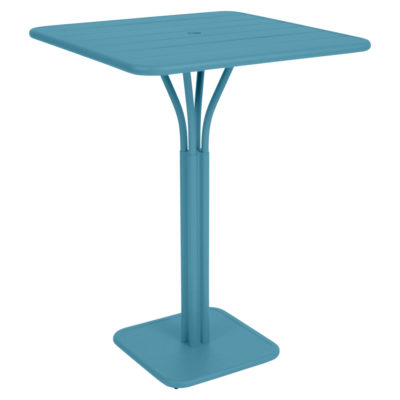 Luxembourg High Table Turquoise
