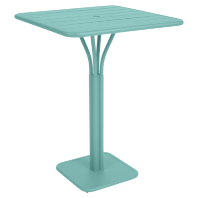 Fermob Luxembourg Table Lagoon Blue