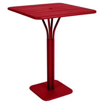 Fermob Luxembourg Table Poppy