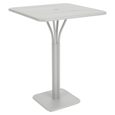 Fermob Luxembourg Table Steel Grey