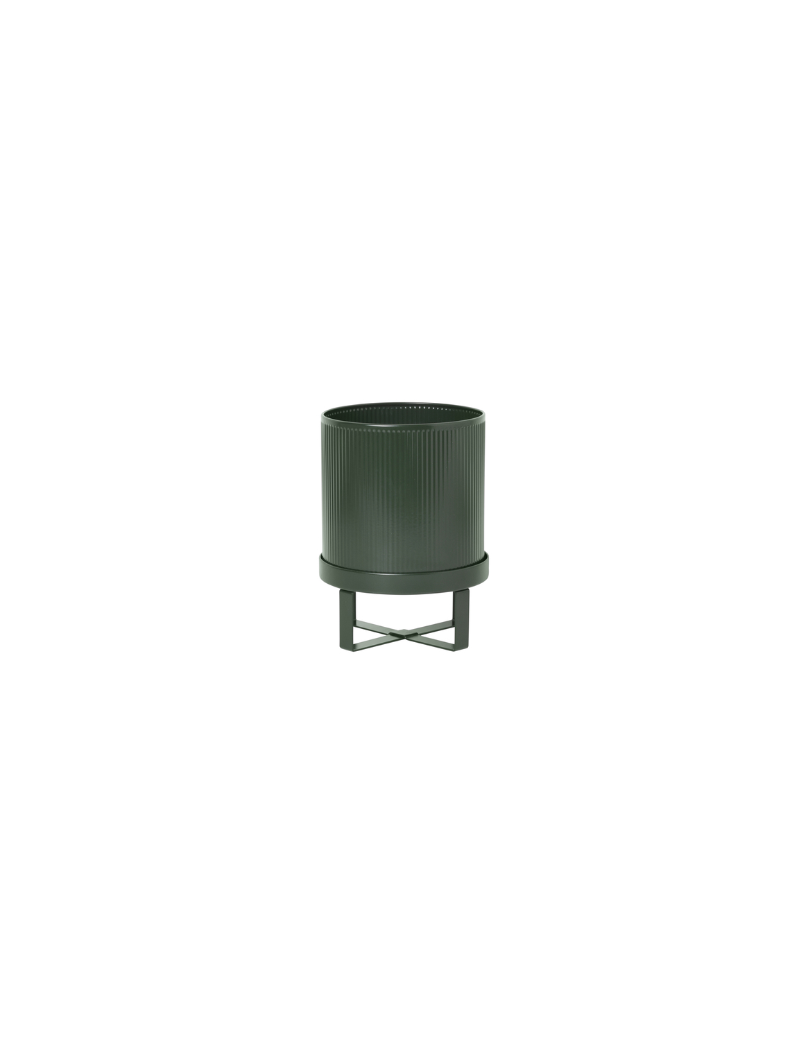 Bau Pot Dark Green Smal